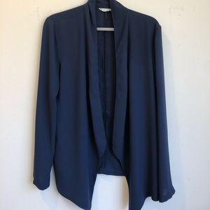 Lush - Navy blazer